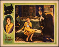 "Movie Posters:Mystery, The Cat Creeps (Universal, 1930). Fine/Very Fine. Lobby Card (11"" X 14""). Mystery.. ..."