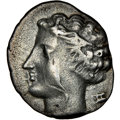 Ancients:Greek, c.450-400 BC. AR Drachm...