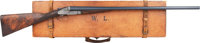 Cased Holland & Holland Royal Hammerless Deluxe Double Barrel Shotgun