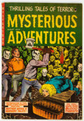 Golden Age (1938-1955):Horror, Mysterious Adventures #21 (Story Comics, 1954) Condition: FN....