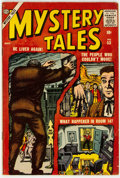 Silver Age (1956-1969):Horror, Mystery Tales #53 (Atlas, 1957) Condition: VG/FN....