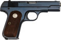 Handguns:Semiautomatic Pistol, Colt Model 1908 Pocket Semi-Auto Pistol.. ...