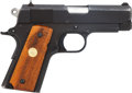 Handguns:Semiautomatic Pistol, Colt Officer's Model MK IV Series 80 Semi-Automatic Pistol...