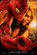 "Movie Posters:Action, Spider-Man 2 (Columbia, 2004). Rolled, Very Fine/Near Mint. One Sheet (26.75"" X 39.75"") SS, Advance. Action.. ..."