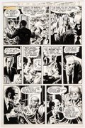 Original Comic Art:Panel Pages, Wally Wood The Witching Hour #15 Story Page 5 Original Art (DC Comics, 1971)....
