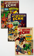 Silver Age (1956-1969):Humor, Not Brand Echh #3-13 Group (Marvel, 1967-69) Condition: Average VG/FN.... (Total: 11 Comic Books)