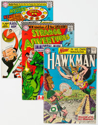 DC Silver Age Comics Group of 19 (DC, 1959-69) Condition: Average VG.... (Total: 19 Comic Books)