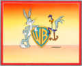 Animation Art:Presentation Cel, The Bugs Bunny Road Runner Hour Publicity Cel (Warner Brothers, 1968)....