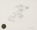 Animation Art:Production Drawing, The Electric Company Wile E. Coyote ...