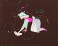 Animation Art:Production Cel, Cinderella Production Cel with Effects Cel (Walt Disney, 1950)....