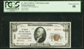 National Bank Notes:Pennsylvania, Pittsburgh, PA - $10 1929 Ty. 2 The Mellon National Bank Ch. # 6301 PCGS Choice About New 58.. ...