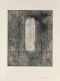 Prints & Multiples, Jake Berthot (b. 1939). Untitled, 1990. Etching in colors on wove paper. 30 x 22-1/2 inches (76.2 x 57.2 cm) (sheet). Ed...