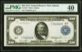 Large Size:Federal Reserve Notes, Fr. 1047 $50 1914 Federal Reserve Note PMG Extremely Fine 40.. ...