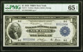 Large Size:Federal Reserve Bank Notes, Fr. 711 $1 1918 Federal Reserve Bank Note PMG Gem Uncirculated 65 EPQ.. ...