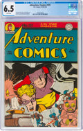 Golden Age (1938-1955):Superhero, Adventure Comics #101 (DC, 1946) CGC FN+ 6.5 White pages....