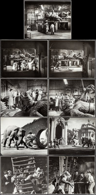"""20 Million Miles to Earth (Columbia, 1957). Fine/Very Fine. Photos (21) & Keybook Photo (Approx. 8"""" X 10"""")..."""