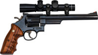 Smith & Wesson Model 29-3 Double Action Revolver with Telescopic Sight