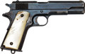 Handguns:Semiautomatic Pistol, Colt Early Commercial Government Model Semi-Automatic Pistol.. ...