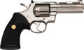 Handguns:Double Action Revolver, Colt Python Model Double Action Revolver.. ...
