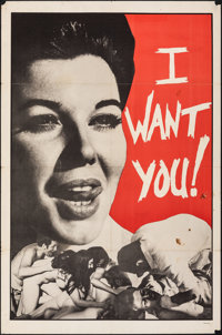 """I Want You! & Other Lot (Chellee Films, 1969). Folded, Fine+. One Sheets (2) (27"""" X 41""""). Sexploitatio..."""