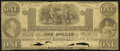 Obsoletes By State:New Hampshire, Concord, NH- Merrimack County Bank $1 Dec. 1, 1842 Very Good-Fine.. ...