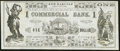 Obsoletes By State:New Hampshire, New Hampton, NH- New Hampton Institution $1 ND (ca. 1866-1870s) Fine-Very Fine.. ...
