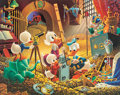 Carl Barks An Embarrassment of Riches Signed Limited Edition Lithograph Print #271/395 (Another Rainbow, 1983)