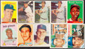 Baseball Cards:Lots, 1956-1959 Topps and Fleer Baseball Collection (48)....