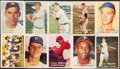 Baseball Cards:Sets, 1957 Topps Baseball Partial Set (205/407)....