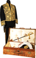 Militaria:Uniforms, A Fine and Rare Complete Japanese High Ranking Diplomat Sw...