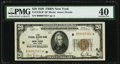Fr. 1870-B* $20 1929 Federal Reserve Bank Star Note. PMG Extremely Fine 40