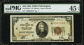 Small Size:Federal Reserve Bank Notes, Fr. 1870-C* $20 1929 Federal Reserve Bank Note. PMG Choice Extremely Fine 45 EPQ.. ...