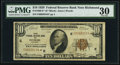 Small Size:Federal Reserve Bank Notes, Fr. 1860-E* $10 1929 Federal Reserve Bank Note. PMG Very Fine 30.. ...