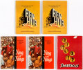 Books:Miscellaneous, Hollywood Epic Movie Related Books Group of 5 (Random House, 1950s).... (Total: 5 Items)