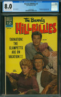 Silver Age (1956-1969):Humor, Beverly Hillbillies #5 (Dell, 1964) CGC VF 8.0 OFF-WHITE TO WHITE pages.