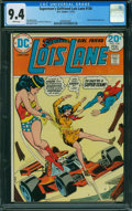 Bronze Age (1970-1979):Superhero, Superman's Girlfriend Lois Lane #136 (DC, 1974) CGC NM 9.4 WHITE pages.
