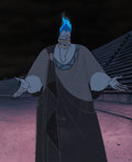 Animation Art:Limited Edition Cel, Hercules Hades Employee-Only Limited Edition Cel (Walt Disney, 1997)....