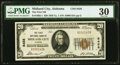 National Bank Notes:Alabama, Midland City, AL - $20 1929 Ty. 1 The First National Bank Ch. # 8458 PMG Very Fine 30.. ...