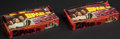 """Non-Sport Cards:Unopened Packs/Display Boxes, 1976 Donruss """"Space 1999"""" Wax Box Pair (2)...."""