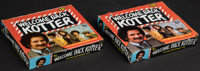 """1976 Topps """"Welcome Back Kotter"""" Wax Box Pair (2)"""