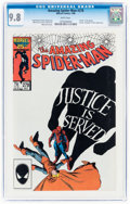 Modern Age (1980-Present):Superhero, The Amazing Spider-Man #278 (Marvel, 1986) CGC NM/MT 9.8 White pages....