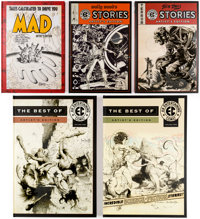 EC Related Artist Edition Books Group of 5 (IDW/EC, 2010s). ... (Total: 5 Items)
