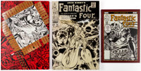 Artist Edition Books Group of 3 (IDW/Marvel, 2013-17).... (Total: 3 Items)