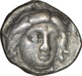 Ancients:Greek, CARIA. c.340-316 BC. AR Didrachm...