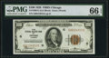 Fr. 1890-G $100 1929 Federal Reserve Bank Note. PMG Gem Uncirculated 66 EPQ