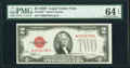 Small Size:Legal Tender Notes, Fr. 1507* $2 1928F Legal Tender Star Note. PMG Choice Uncirculated 64 EPQ.. ...