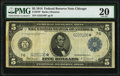 Fr. 870* $5 1914 Federal Reserve Star Note PMG Very Fine 20
