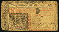 Colonial Notes:New Jersey, New Jersey April 12, 1760 30s Fine.. ...