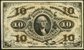 Fractional Currency:Third Issue, Fr. 1251 10¢ Third Issue Choice About New.. ...