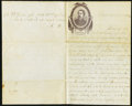 Miscellaneous:Other, Civil War Letter Dated Camp Coleman Oct. 24, 1861.. ...